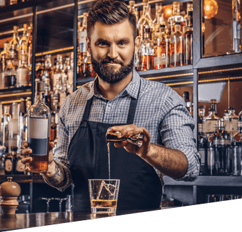 Профессиональные бармены