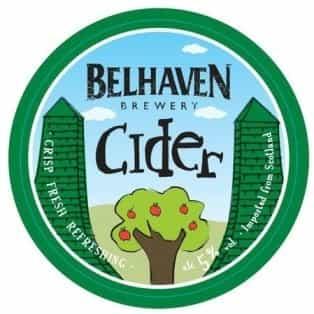 Belhaven Craft Cider