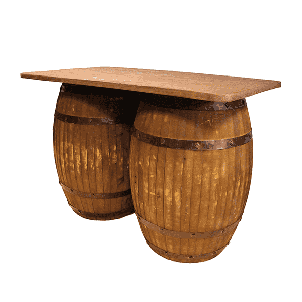 Стойка Wood Barrel