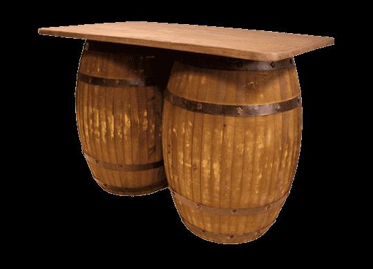 Стойка Wood Barrel
