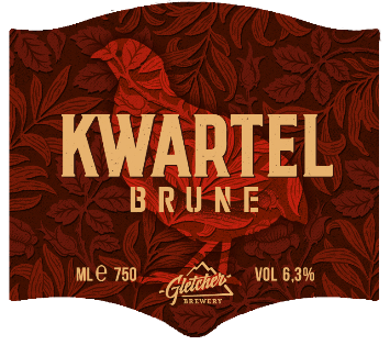 Kwartel Brune
